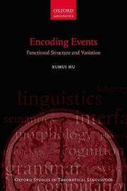 Encoding Events by Xuhui Hu