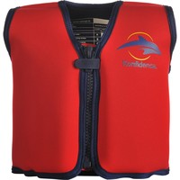 Konfidence Original Buoyancy Jacket - Red/Yellow (4-5 Years)