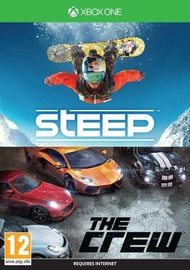 Steep & The Crew full game download (code in box) for Xbox One