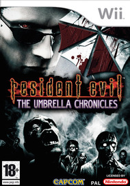 Resident Evil: The Umbrella Chronicles for Nintendo Wii image