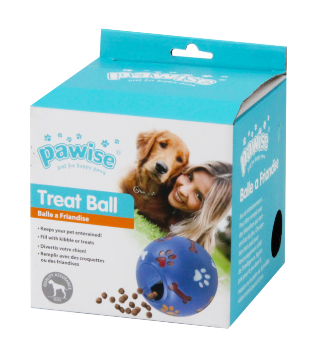 Pawise: Vinyl Treat Ball - 7 cm