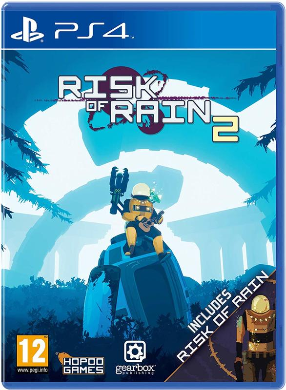 Risk of Rain 2 Bundle for PS4