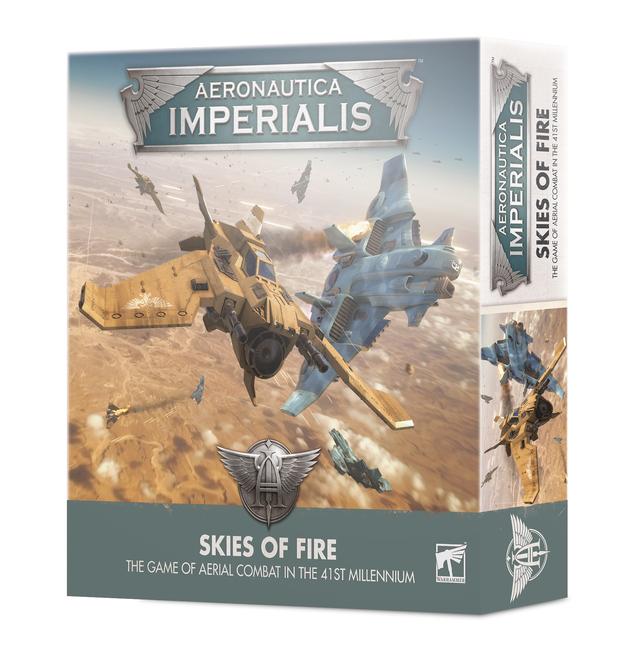 Aeronautica Imperialis: Skies of Fire