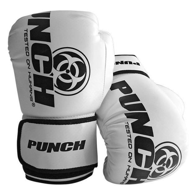 Punch Equipment Urban Bag Mitt - White