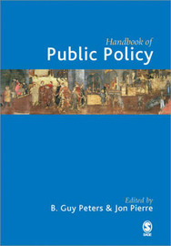 Handbook of Public Policy image