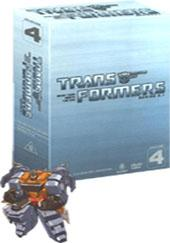 Transformers - Collection 4 (Series 3.1) (3 Disc Box Set) on DVD