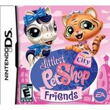 Littlest Pet Shop City Friends for Nintendo DS