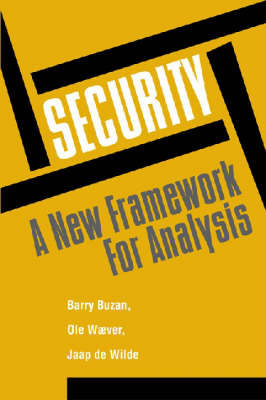 Security by Barry Buzan