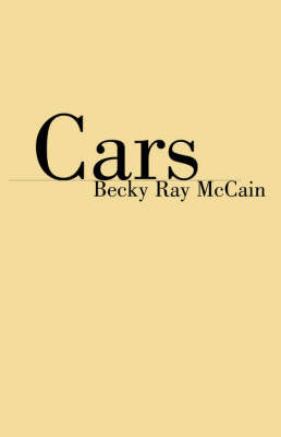 Cars by Becky Ray McCain