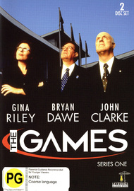 The Games - Series One (2 Disc Set) on DVD image
