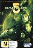 Babylon 5 - Season 3 (6 Disc Set) DVD