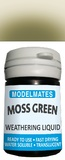 Modelmates: Translucent Weathering Liquid – Moss Green