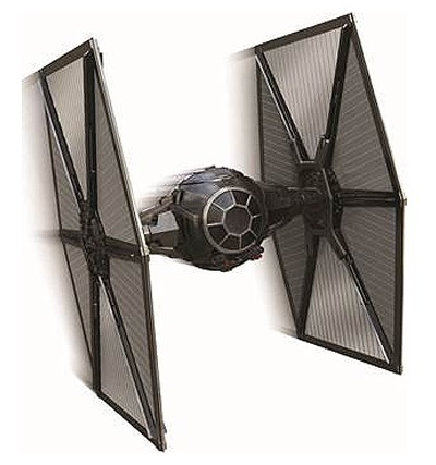 Star Wars: First Order TIE Fighter Hot Wheels Elite Vehicle