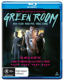 Green Room on Blu-ray
