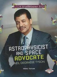 Neil deGrasse Tyson by Marne Ventura