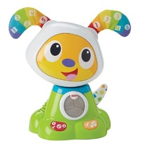 Fisher-Price: Beat Bow Wow Electronic Learning Puppy (Green)