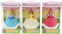Wind Up Dancing Princess (Assorted)
