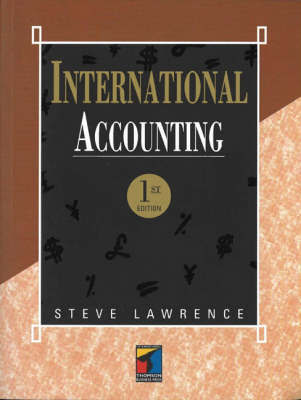 International Accounting by S.C. Lawrence
