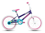 """Huffy: 20"""" So Sweet - Girls Bike"""