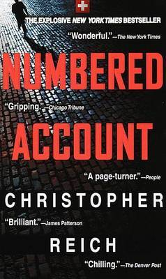 Numbered Account by Christopher Reich