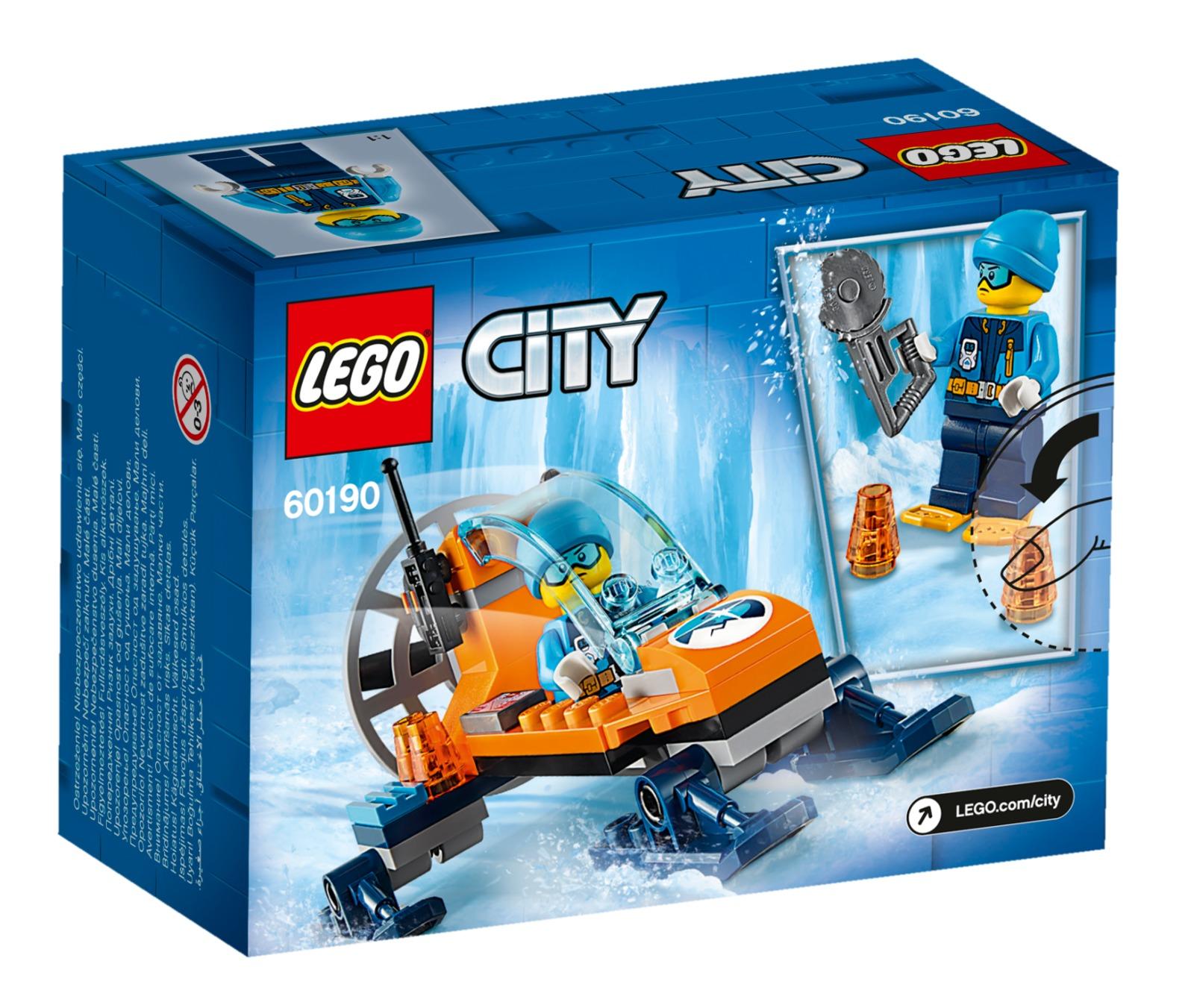 LEGO City: Arctic Ice Glider (60190) image
