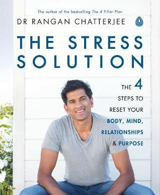 The Stress Solution by Rangan Chatterjee image