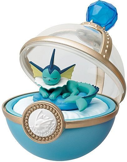 Pokemon: Eevee & Friends Dreaming Case - Mini-Figure Collection image