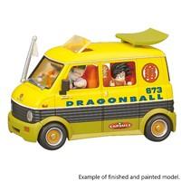 Dragon Ball Mecha Collection: Master Roshi's Station Wagon - Model Kit