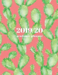Academic Planner 2019-2020 by Pop Academic