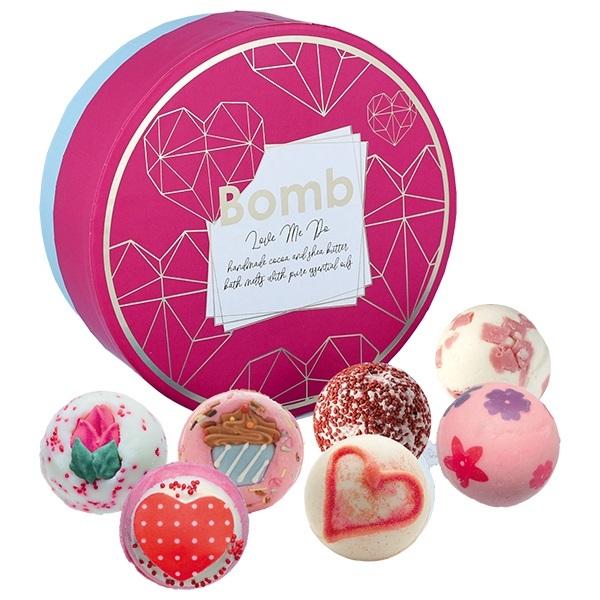 Bomb Cosmetics - Love Me Do Creamer Gift Set