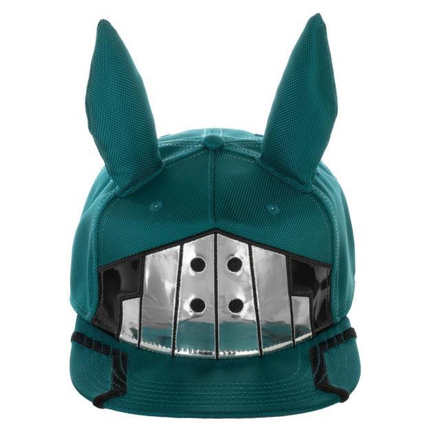 My Hero Academia Suit Up Snapback Cap - Deku