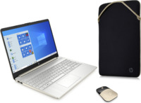 """15.6"""" HP Athlon 4GB 128GB Laptop with Office 365, Mouse & Sleeve"""