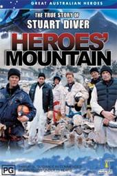 Heroes' Mountain on DVD