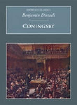 Coningsby by Benjamin Disraeli image