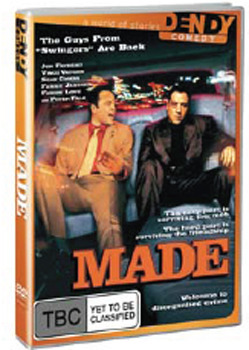 Made on DVD