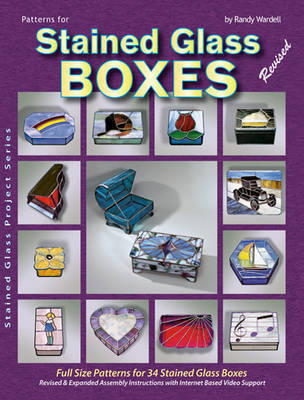 Patterns for Stained Glass Boxes by Randy Wardell
