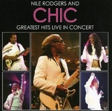 Greatest Hits Live In Concert (CD + DVD Collector's Edition) by Nile Rodgers & Chic
