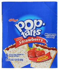 Kellogg's Pop Tarts Frosted Strawberry image