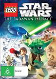 Lego Star Wars: The Padawan Menace on DVD