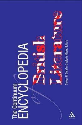 Continuum Encyclopedia of British Literature image