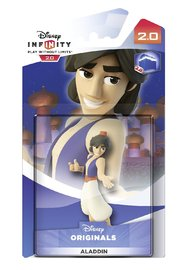 Disney Infinity 2.0: Marvel Super Heroes Figure - Aladdin for