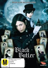 Black Butler on DVD