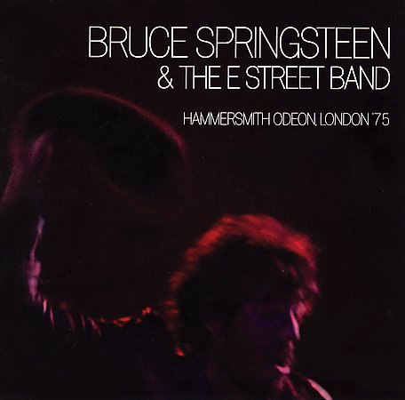 Hammersmith, Odeon, London '75 by Bruce Springsteen image