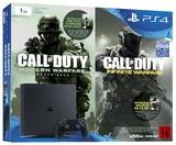 PS4 Slim 1TB COD Infinite Warfare Legacy Edition console for PS4