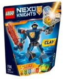 LEGO Nexo Knights - Battle Suit Clay (70362)