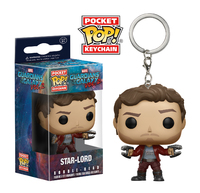 Guardians of the Galaxy: Vol. 2 - Star-Lord Pocket Pop! Key Chain