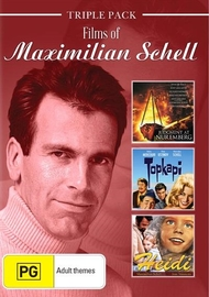 Maximilian Schell - Triple Pack on DVD