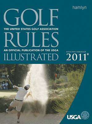 Hamlyn All Colour Cookery: Golf Rules Illustrated 2008 image