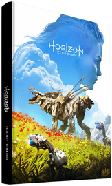 Horizon Zero Dawn Collectors Edition Guide by Future Press