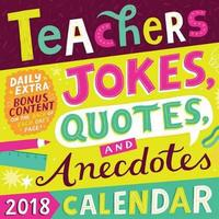 Teachers 2018 Day-to-Day Calendar by Andrews McMeel Publishing